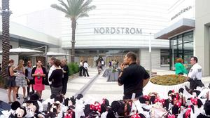 Nordstrom Representatives were on hand to give assembled media a tour of the St. John's Town Center location