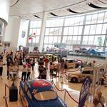 Charlotte OKs deal for writing off NASCAR Hall of Fame loans