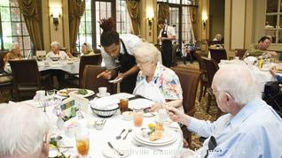 Have you looked into assisted-living facilities for a family member?