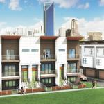 Townhomes added to mix in South End's development boom