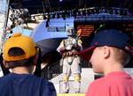 Space trilogy episode 3: Star Wars Weekends (slideshow)