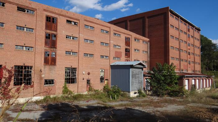$58 million, mixed-used development planned at abandoned Triad mill site