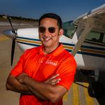 KDOT's <strong>Jesse</strong> <strong>Romo</strong> helps push the aviation message in Kansas