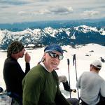 Avidbank CEO Mark Mordell just bagged a 15,300-foot summit — next stop Ecuador