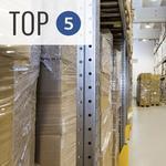 Top of the List: Industrial buildings