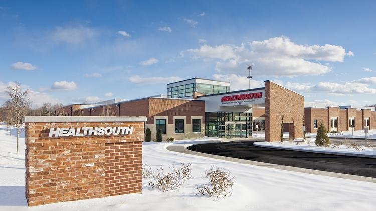 HealthSouth seeks OK to build rehabilitation hospital in