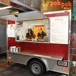 Newest location for Pok Pok: At the airport, on wheels
