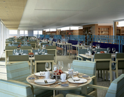 Viking Star offers multiple restaurant locations and food choices—from The Restaurant and the World Café, serving a variety of global cuisines and regional specialties—to dining experiences at The Chef's Table, Italian Grill and The Kitchen Table, all serving meals prepared with fresh, local ingredients.