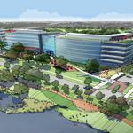 Ryan Cos. unveils huge corporate development on Lady Bird Lake
