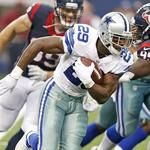 <strong>DeMarco</strong> <strong>Murray</strong> breaks 56-year-old NFL record in Cowboys' win over Giants