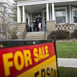 BRIEFCASE: Home prices; bank merger and other business news today