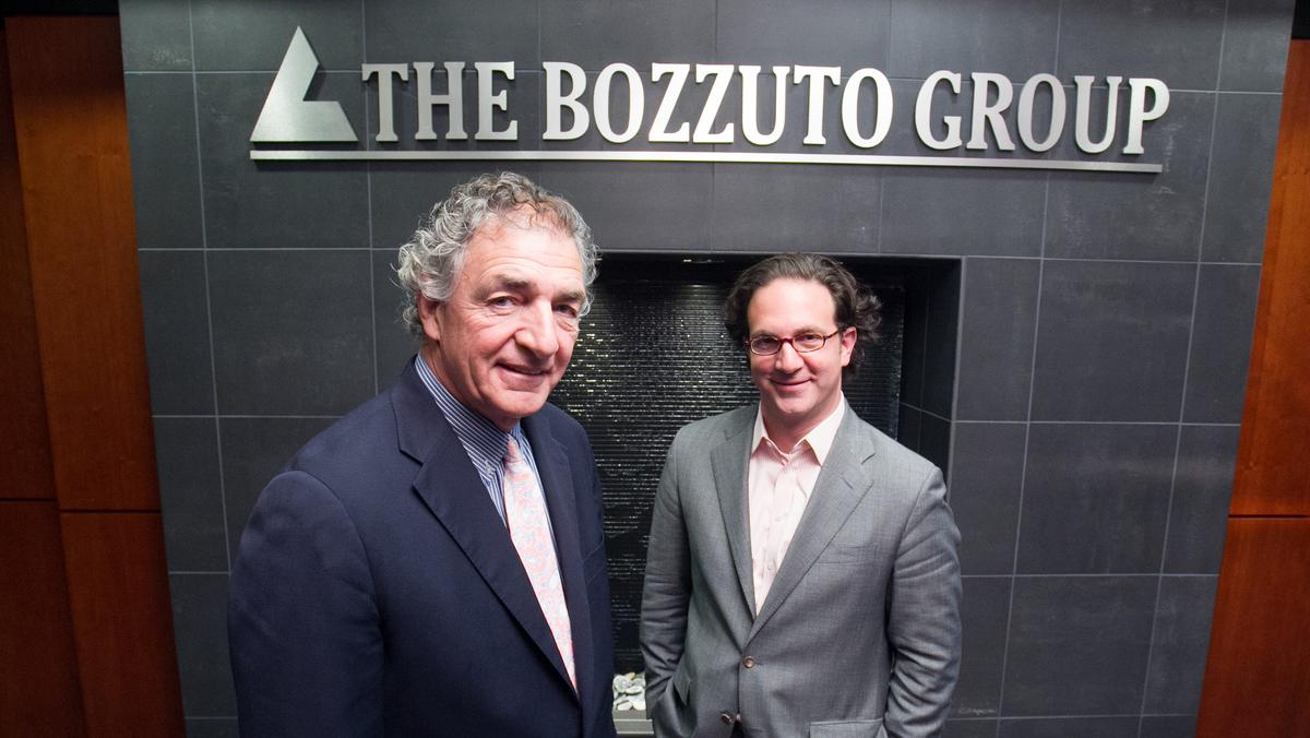 Toby Bozzuto named CEO of Bozzuto Group, succeeding his father - Baltimore Business Journal