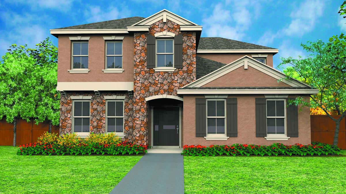d r horton homes near disney look to prep for next phases