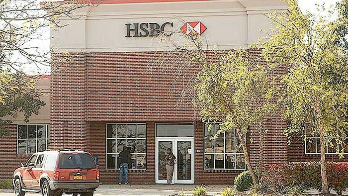 HSBC Bank closing office in Delaware, moving jobs to Buffalo, Chicago