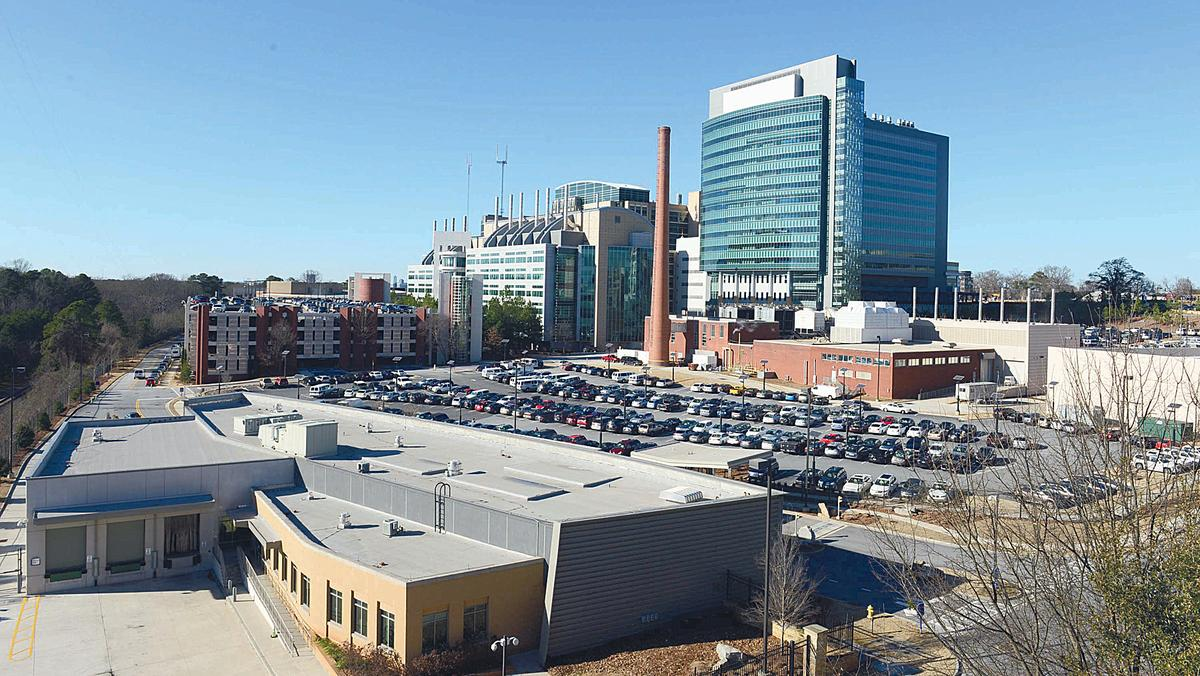 Emory, CDC, CHOA petition to be annexed into the city of Atlanta