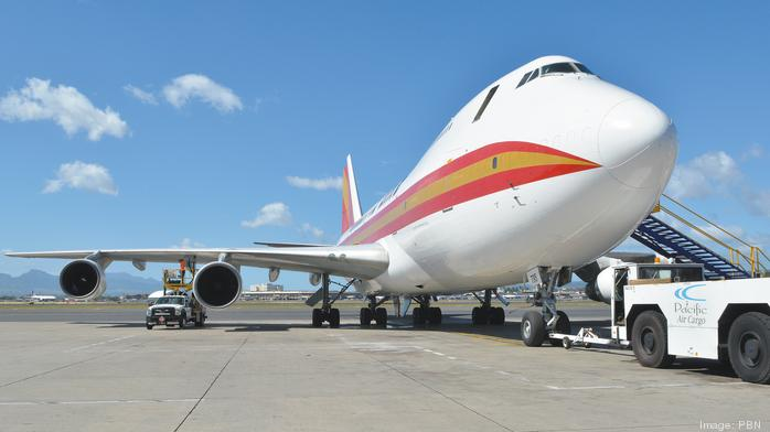 Pacific Air Cargo upgrading to larger aircraft
