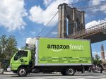 Amazon's moves into groceries could mean disappearing supermarket jobs