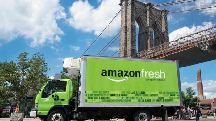Amazon reportedly blamed the U.S. Postal Service for AmazonFresh closures
