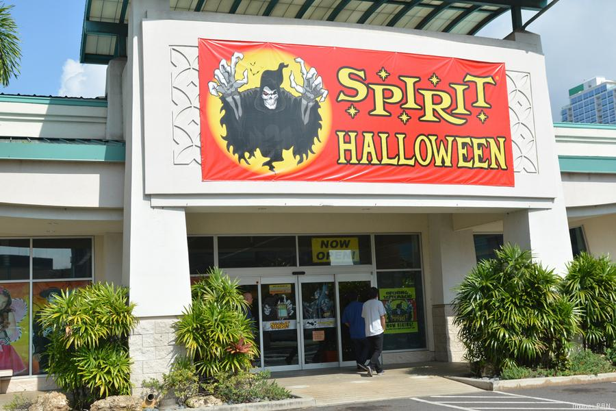 Spirit Halloween Retail Store Slideshow - Pacific Business News