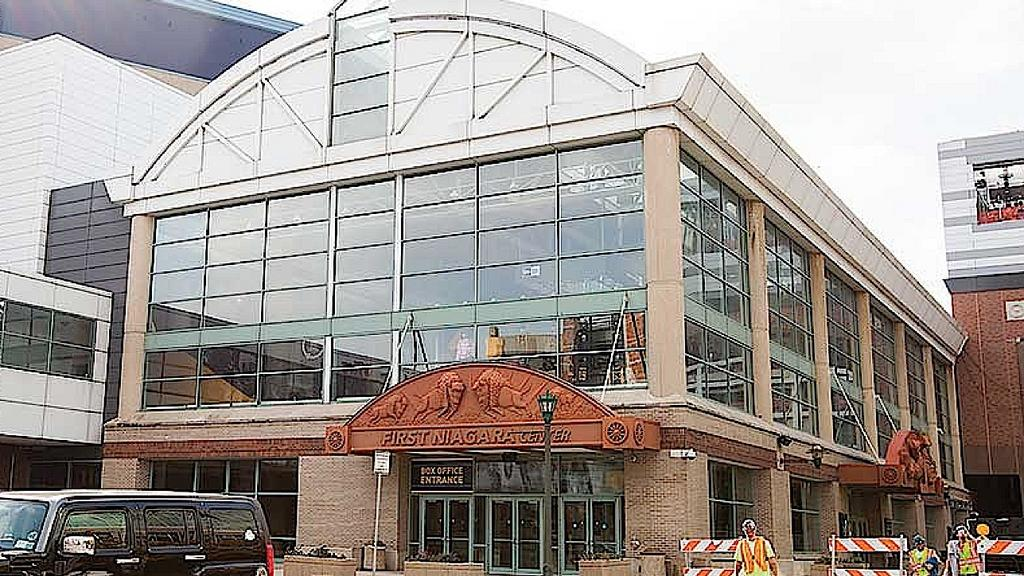 First Niagara Center Suite Naming Rights Sold To Mercedes Benz Of Buffalo    Buffalo   Buffalo Business First