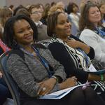 Robin Roberts, Diane Keaton attract 8,000 to women's conference