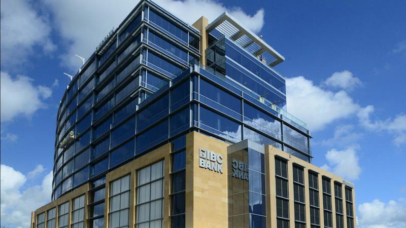 IBC Bank Plaza opens downtown; major tenants and restaurants inked
