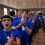 Apple posts record earnings, revenue; stock jumps after-hours