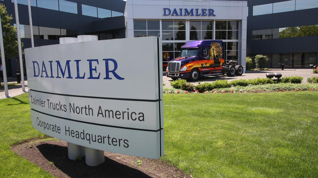 Daimler lays off 170 workers in Portland after sales drop
