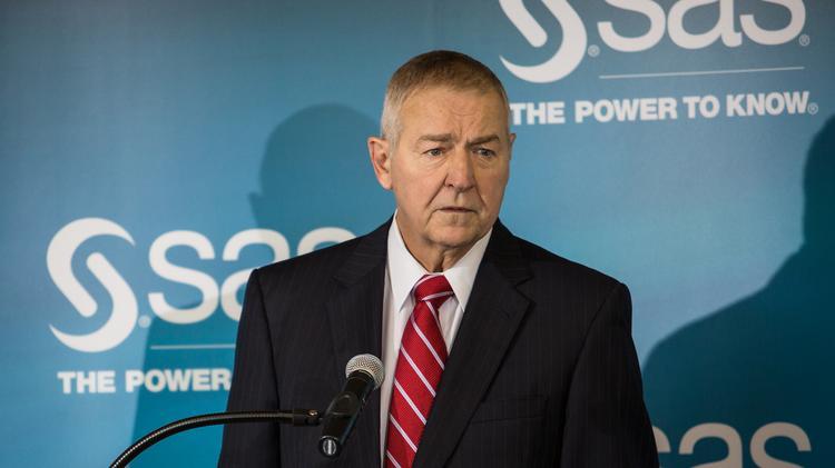 SAS' Goodnight is wealthier than George Soros, Ralph Lauren, Dallas