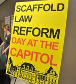 NY's scaffold law: decades on the legislative ladder, still no reform
