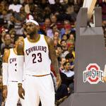 Why LeBron James' name came up during Ohio State/Nike contract talks