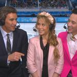 NBC Sports names a unique trio to cover Skate America in Chicago