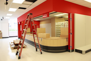 The future pharmacy in Portland's first CityTarget at The Galleria, 939 S.W. Morrison St.