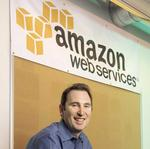AWS revealed: Amazon shares pop in anticipation of cloud computing details