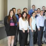 Small company, third place: Aerotek