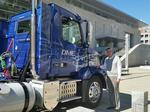 This Volvo truck is already using the fuel of the future