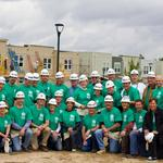 Denver-area execs tie on their tool belts for a good cause