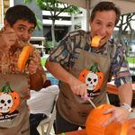 Pumpkin Carving Festival in Downtown Honolulu: Slideshow