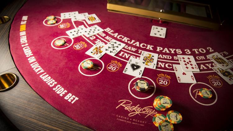 Rocky gap casino blackjack rules
