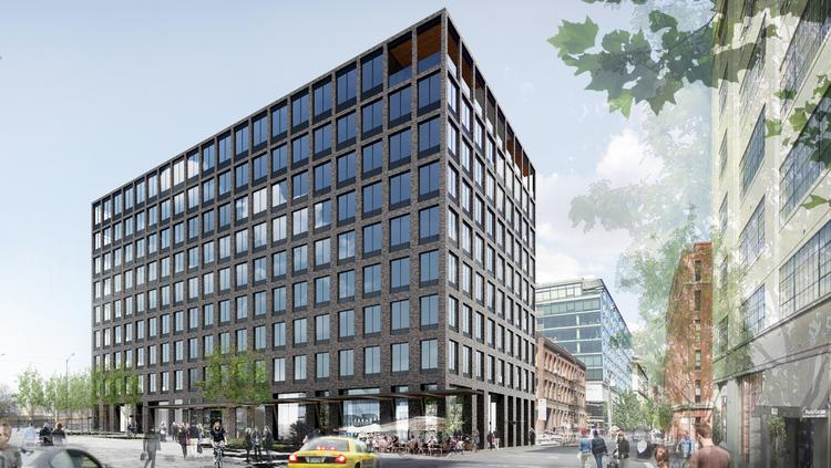 Tech company Wacom has officially signed its lease for the top three floors and a ground-floor retail space at Pearl West, which is expected to wrap up construction in early 2016.