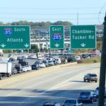 Rep. <strong>Woodall</strong> talks up transportation funding bill