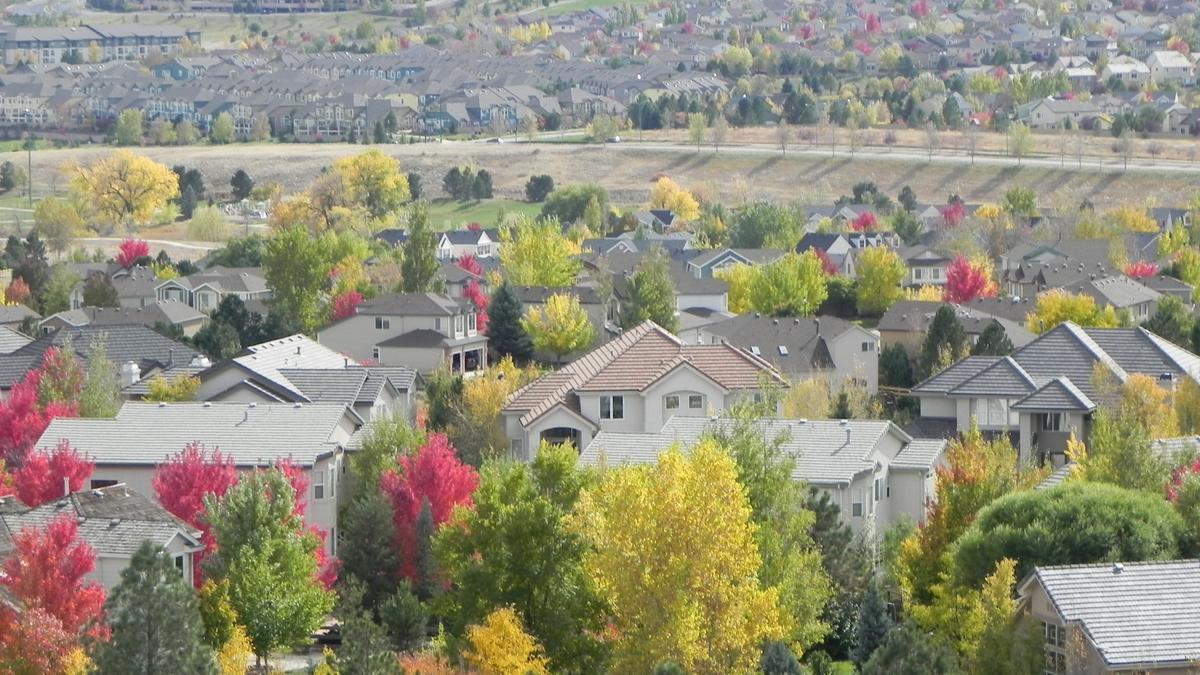 Top 25 Denver Metro Area Communities