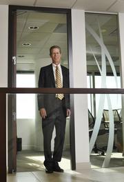 James Brendel, partner in charge of the Denver office of Hein & Associates LLP.