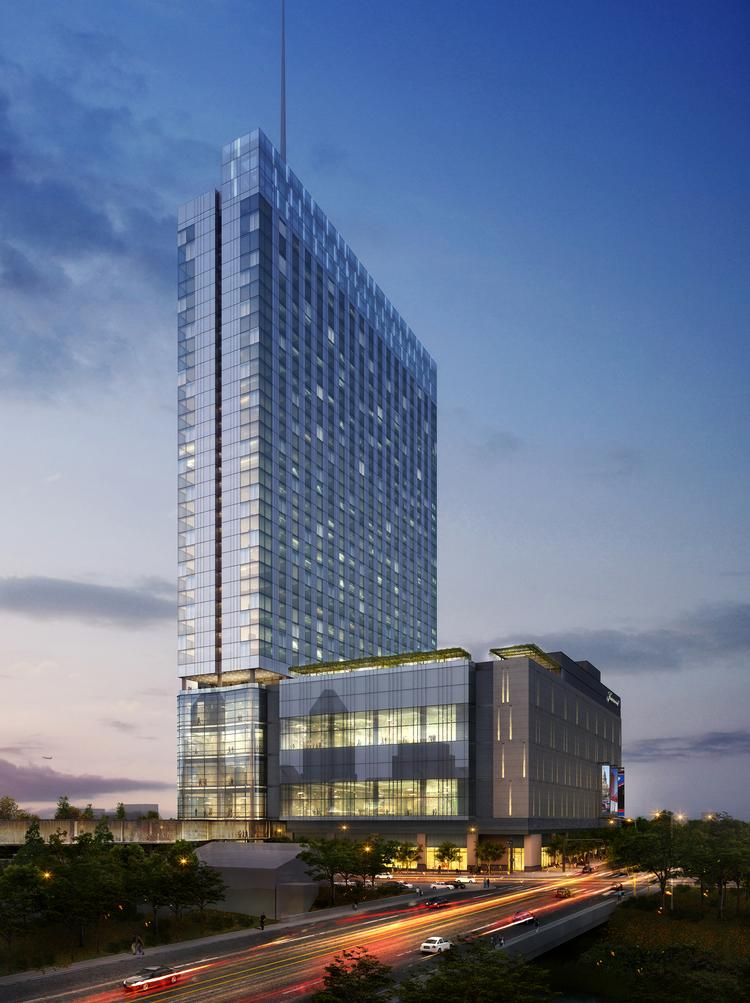 Hotels In San Antonio >> Fairmont Hotel Austin secures financing - Austin Business Journal