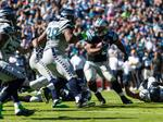 Carolina Panthers fall to Seattle Seahawks in final minute (PHOTOS)