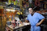 Beyond the call  Prosthetist Jon Erdmann Sierra Prosthetics and Orthotics