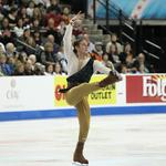 Chicago figure skater <strong>Jason</strong> <strong>Brown</strong> starting a tradition Ronald McDonald will like