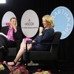 Face 2 Face: 45 minutes of blunt business talk with Martha Stewart (Video)