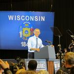 President Obama in Milwaukee to rally for Mary Burke: Slideshow
