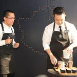 No green aprons here: Starbucks 'Coffee Masters' get black aprons in China